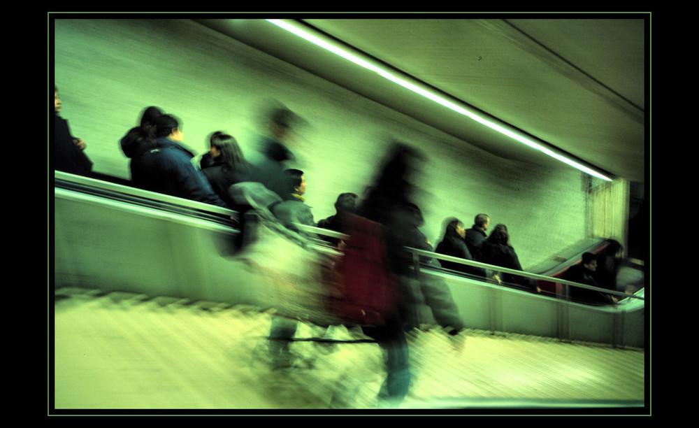 Metro A n°3