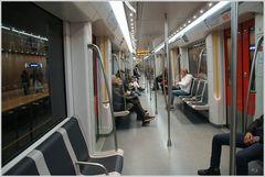 Metro aus einem Stück