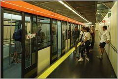 Metro Barcelona 2017...