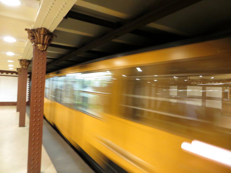Metró Budapest ...