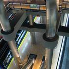 Metro- Estacion de Chamartin- Madrid