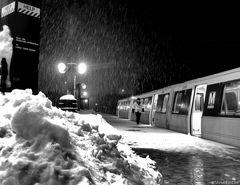 Metro Night Blizzard No.1