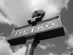Metro Paris I