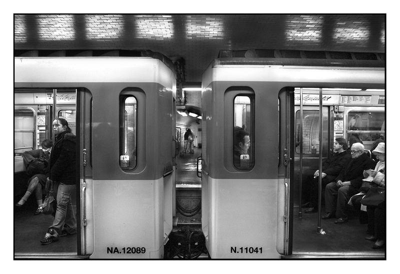 Metro' Parisien