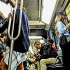 metro people Paris lu-10-40colfx +Musik