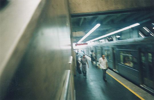 Metro Sao Paulo