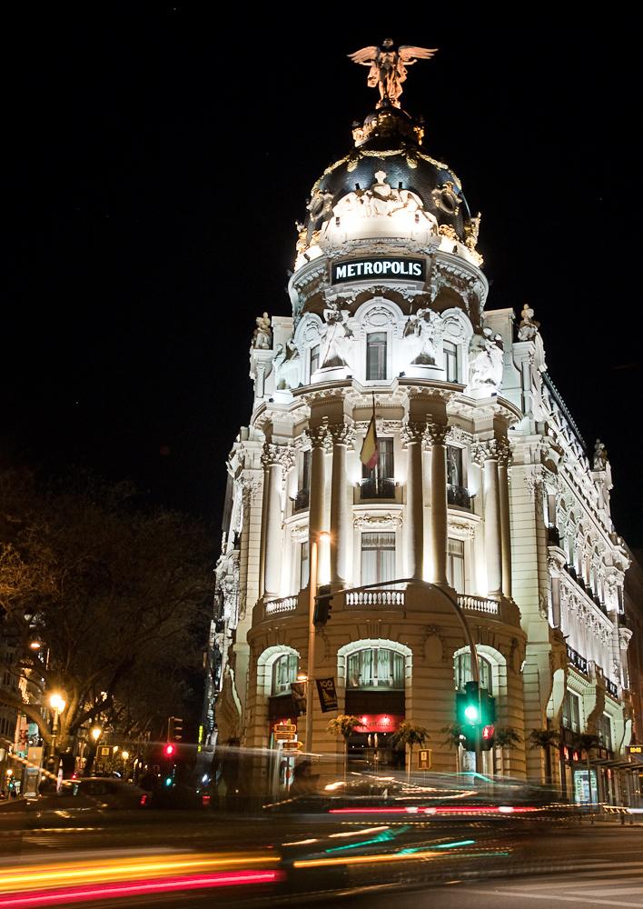 Metropolis - Madrid