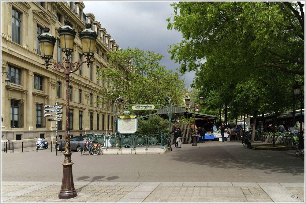 Metropolitain (Cité)
