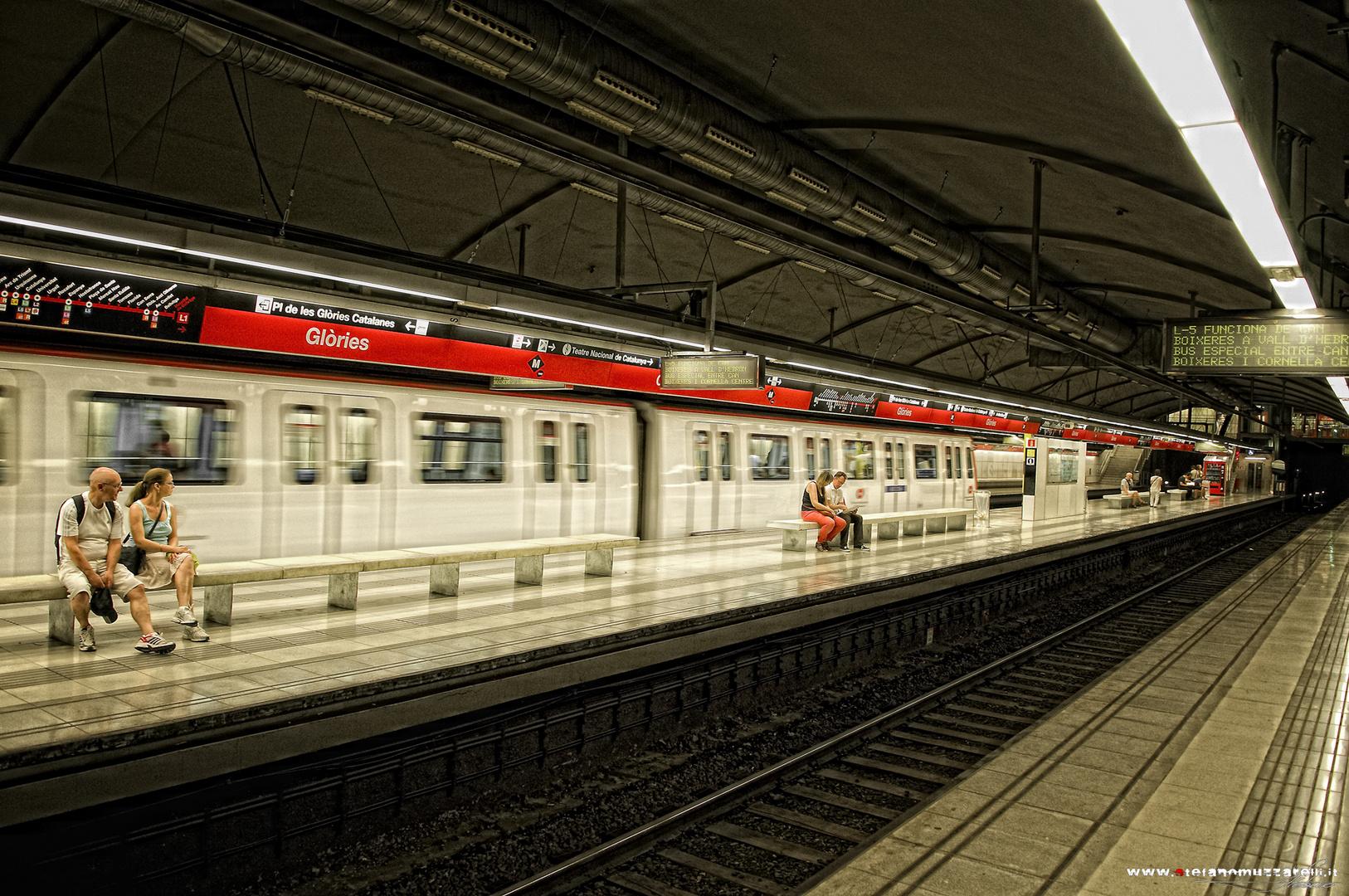 Metropolitana Spagnola....