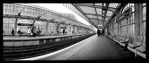 Metrostation von Frank Herlet