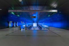 Metrostation Hafencity Universität