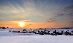 Mettmenhasli winter