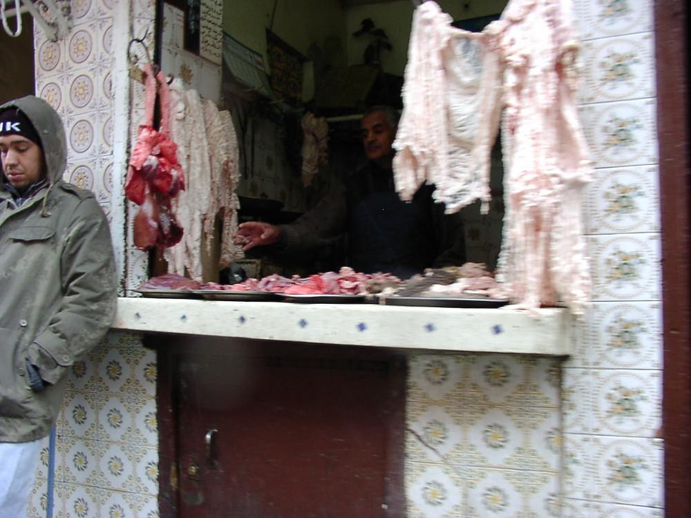 metzger in marokko