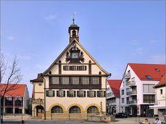 Metzingen - Das Rathaus