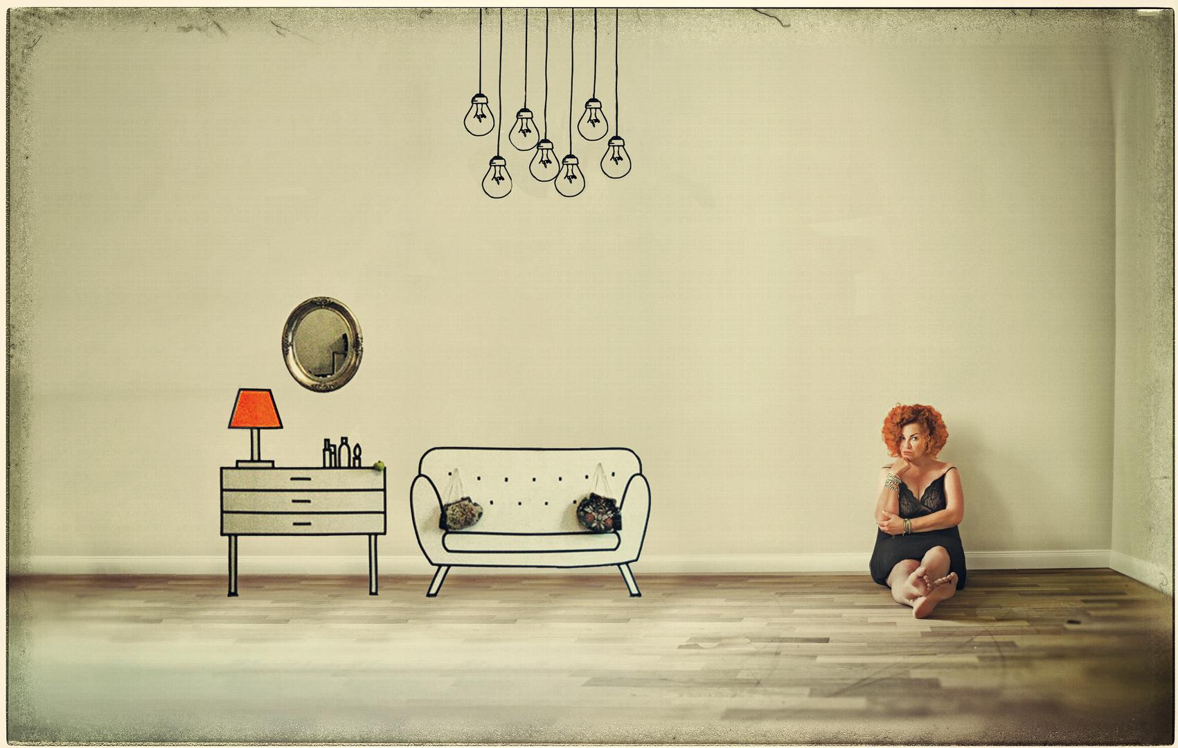 meubles dessinés