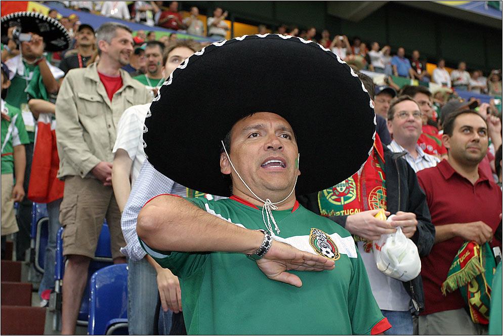 Mexikanische Nationalhymne
