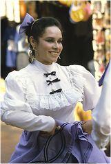 mexikanische Tänzerin