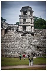 Mexiko: Palenque