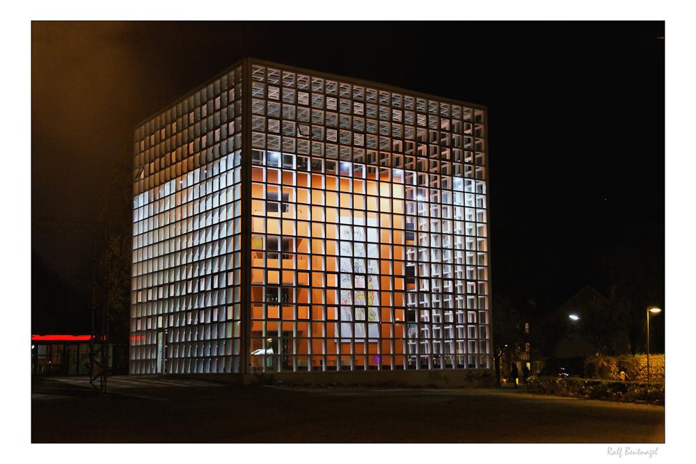 Mexiko Pavillion - Bibliothek der HBK Braunschweig