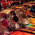Mexikos Farb- und Hutpracht