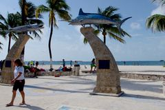 Mexique - l'Isla Mujeres - 4