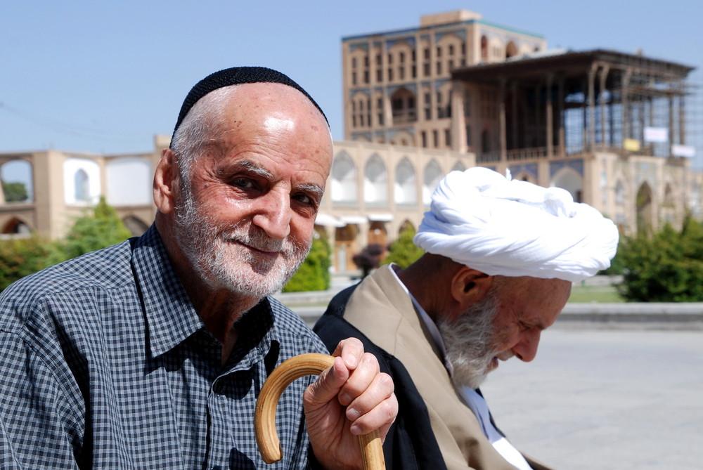 Meydan-e Imam ( auch Großen Platz )