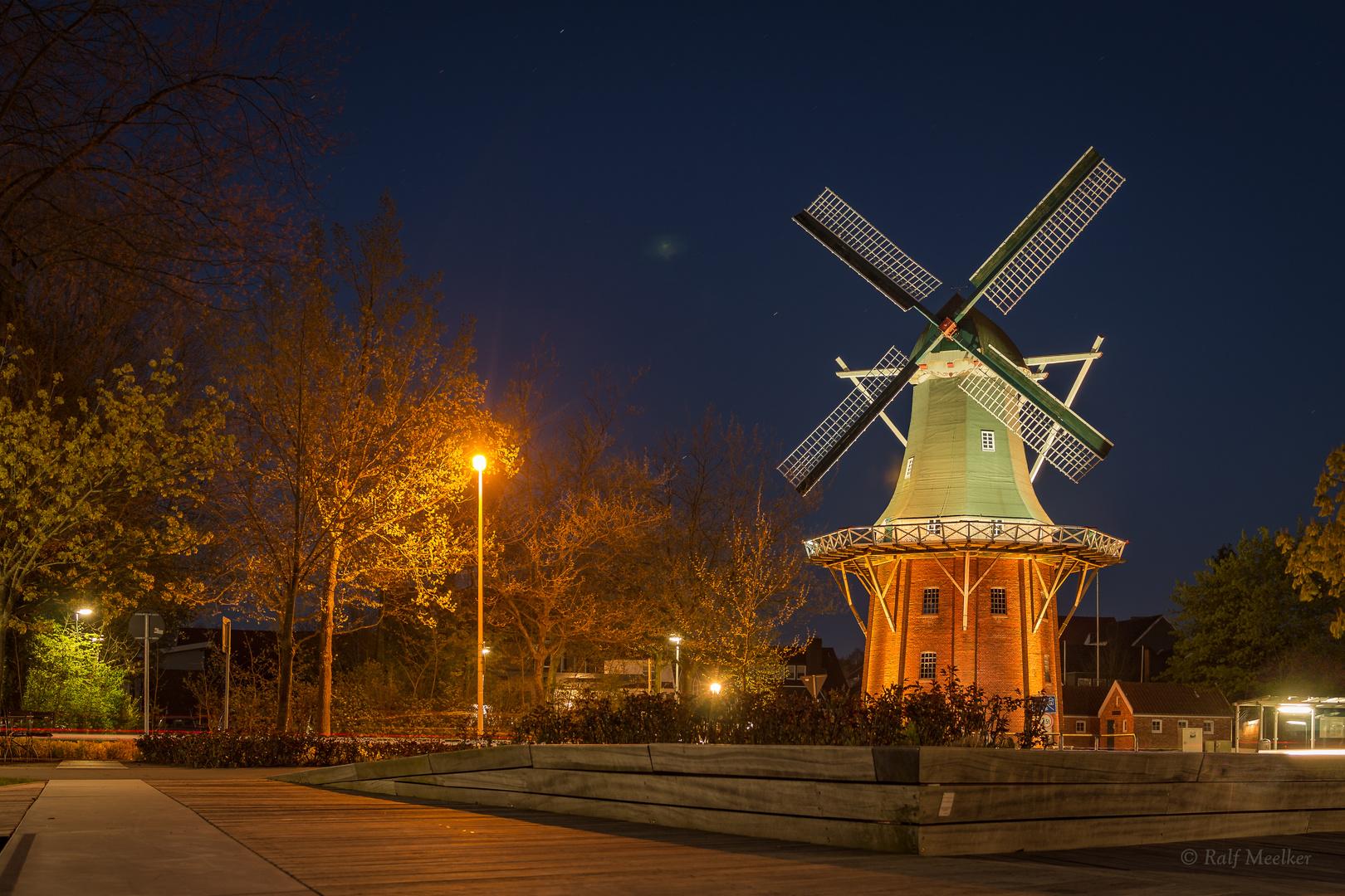 Meyers - Mühle in Papenburg