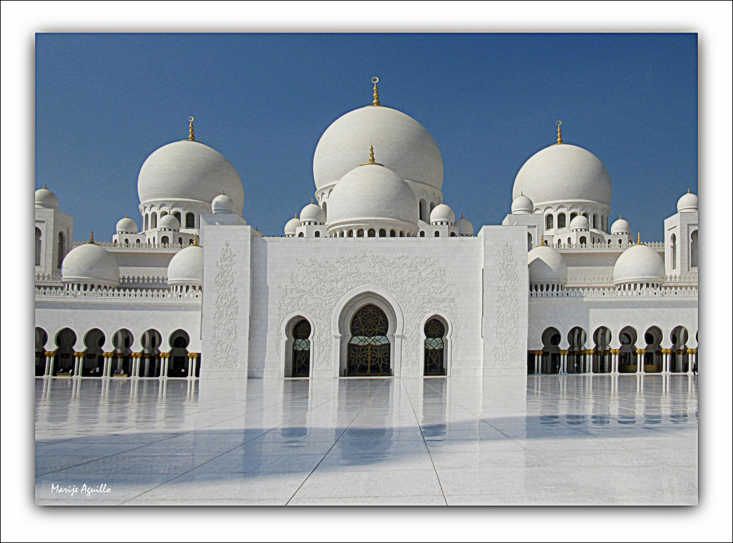 Mezquita Cheik Zayed bin Sultan Al Nahyan