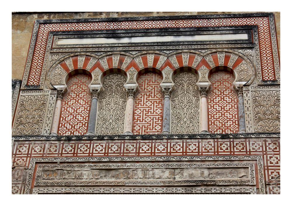 Mezquita in Cordoba