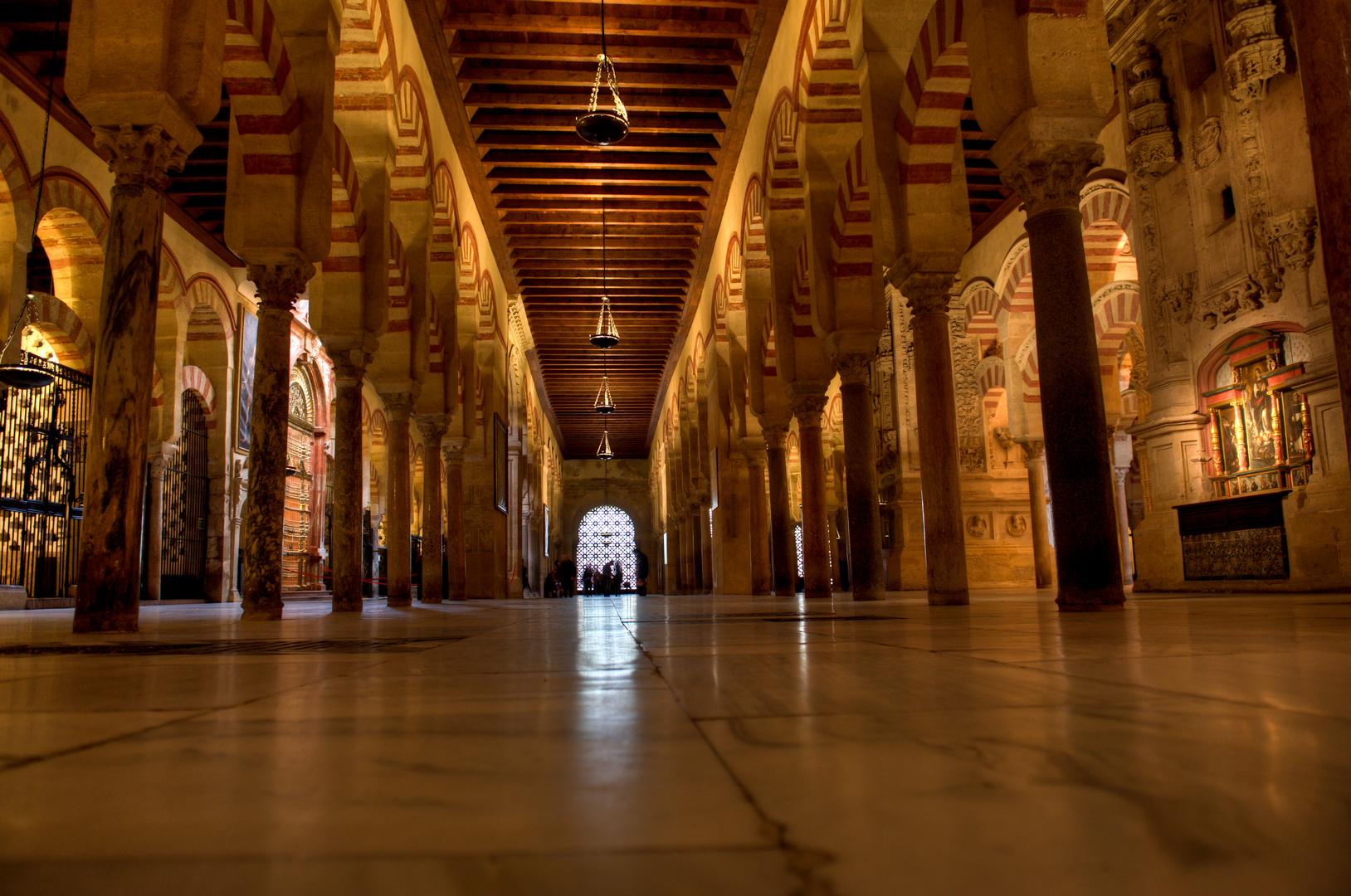 Mezquita in Cordoba I