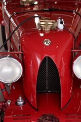 MG-Classic car