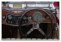 MG Cockpit