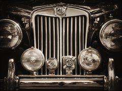 MG-Oldtimer