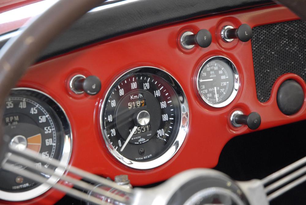 MG Typ A 1600 Jahrgang 1959