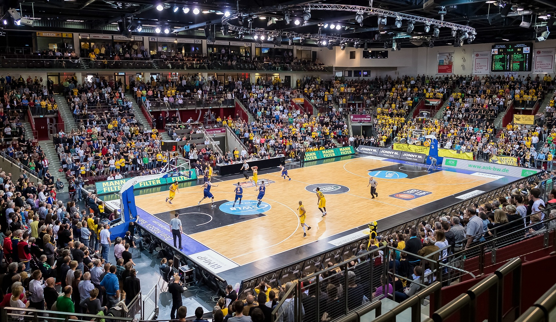 Mhp Arena Basketball
