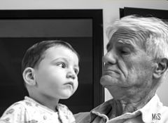 Mi abuelo y Yo -I
