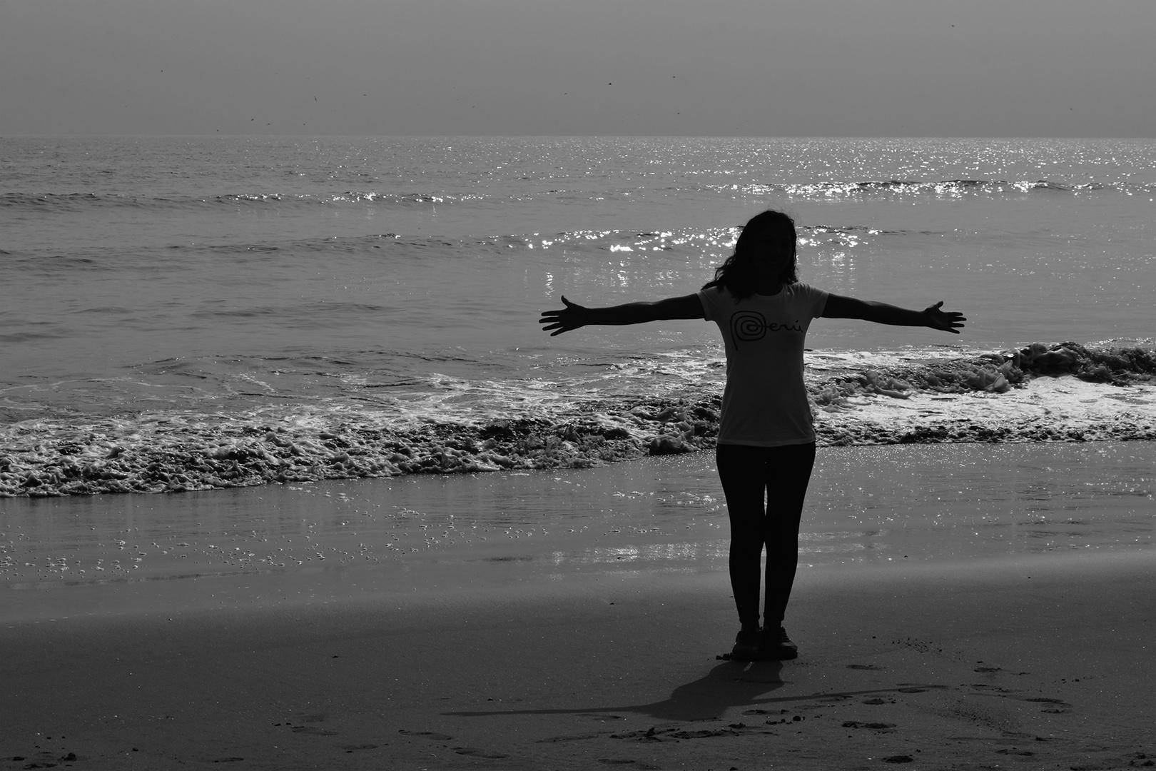 mi amor y el mar