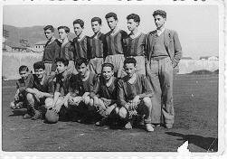 Mi años jovenes, 1956