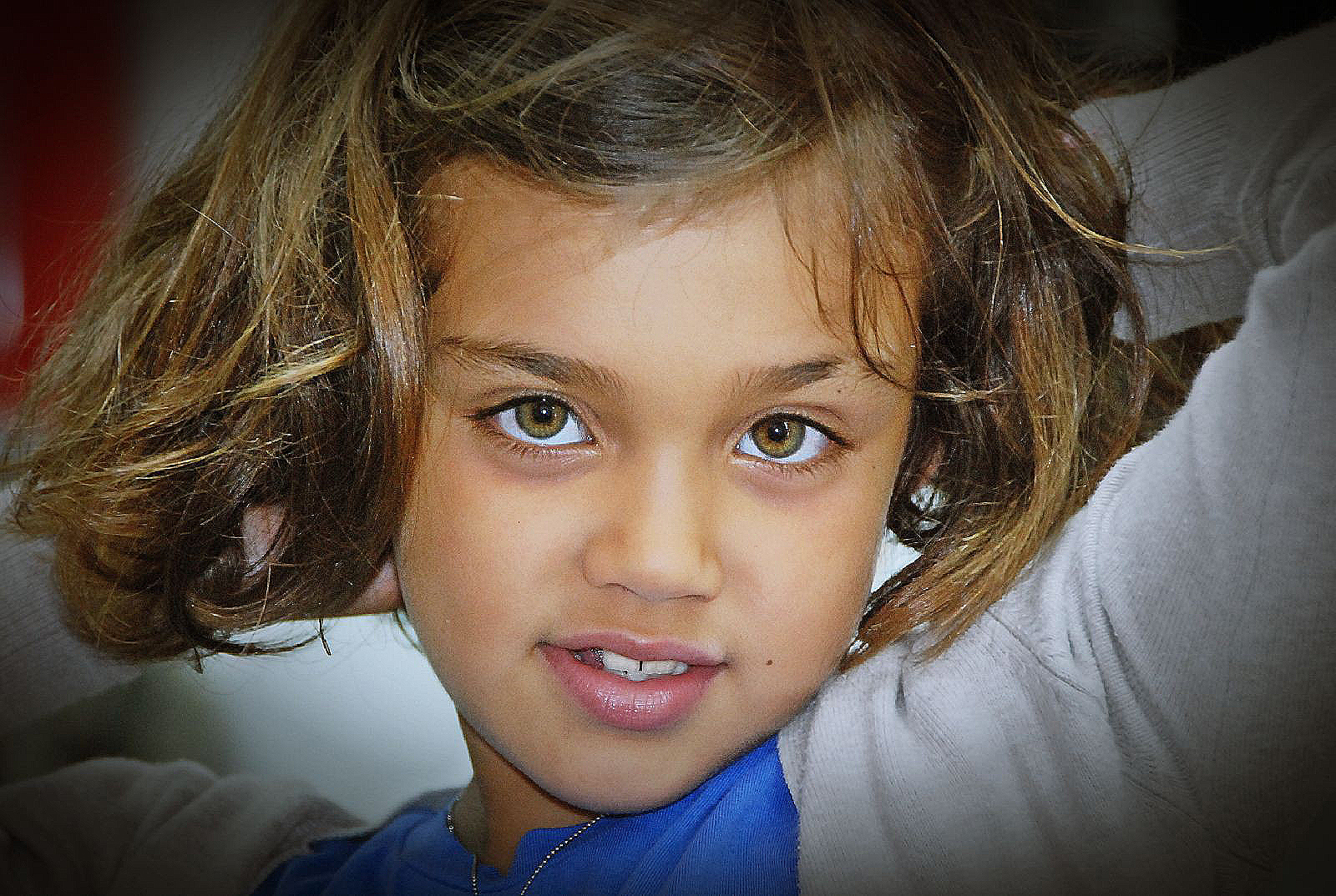 Mi niña bonita