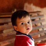 Mi nieto Santiago Tomás