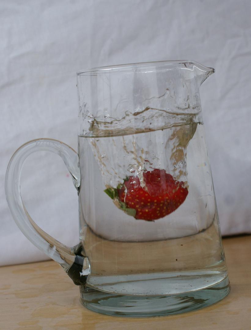 mi splash fresa