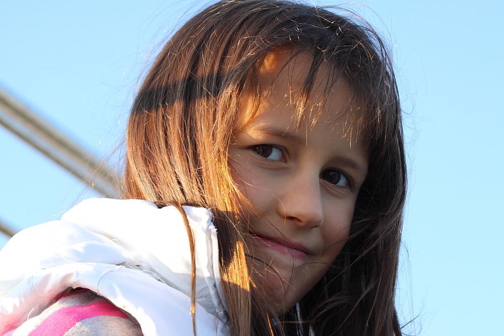 mia figlia Elisa
