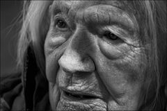 mia nonna, 104 anni