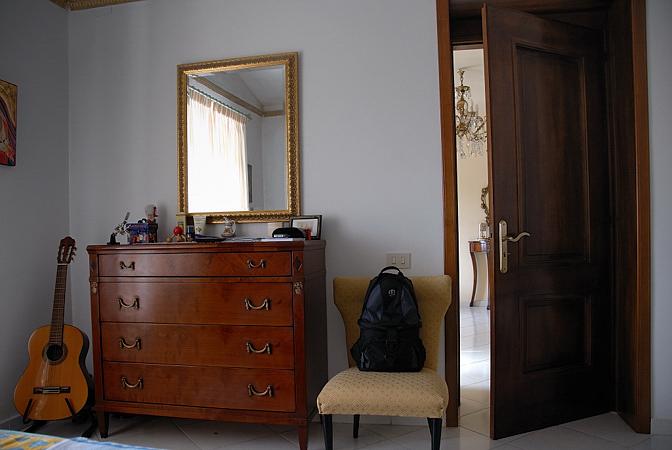 mia stanza