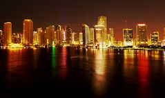 Miami at Night!