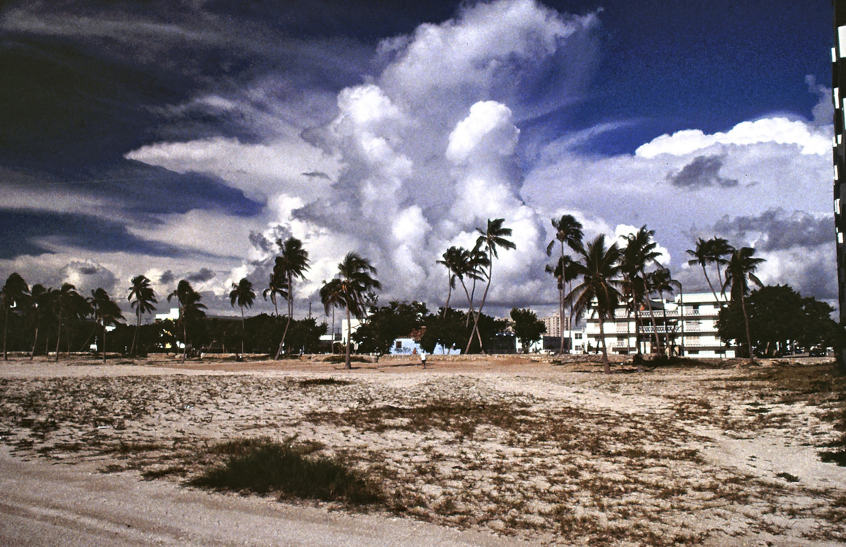 Miami Beach, 5th Street, in the early 90s