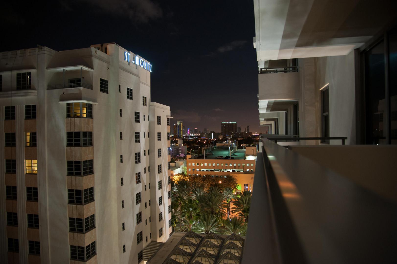 Miami Beach bei Nacht