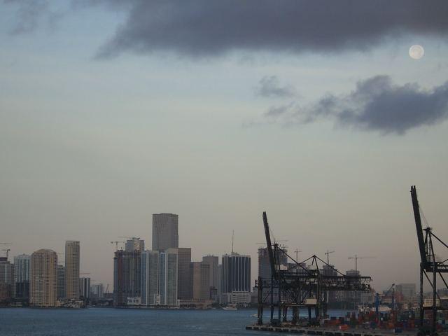 Miami beautiful morning