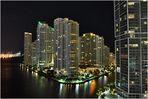 Miami Downtown Night II