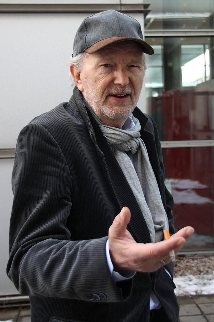 Michael Gwisdek @ Buchmesse Leipzig 2013